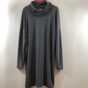 Cabi Cowl Neck Sweater Dress Size XL